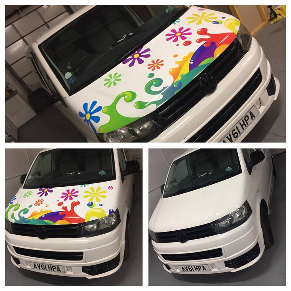 Vw T5 Bonnet