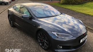 PPF Tesla Model S