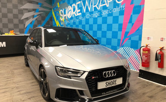 Paint Protection Film RS3