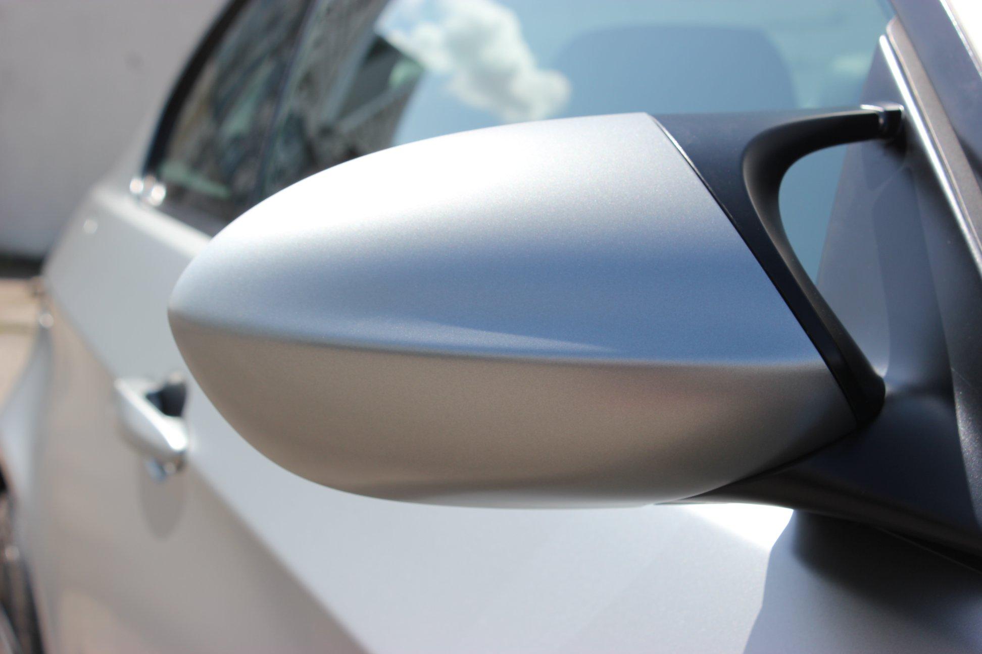 BMW M3 Satin Silver wingmirrors