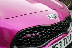 Pink Kia Details