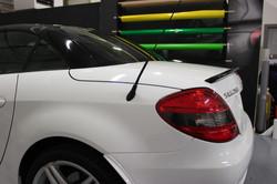 Mercedes SLK Wrap
