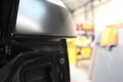 Rear Quarter Light Recess