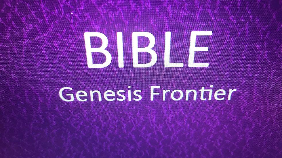 Genesis Frontier