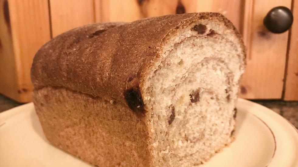 Sunday Raisin Bread