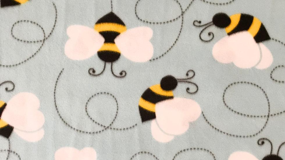 Honey Bee Fleece