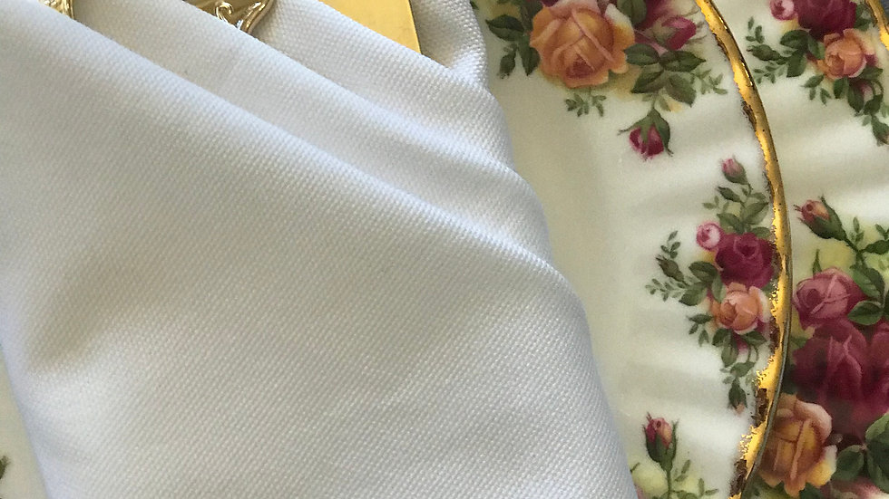 GardenSide Home Fabric Napkins