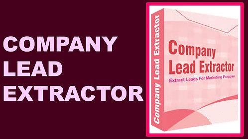 Company Lead Extractor