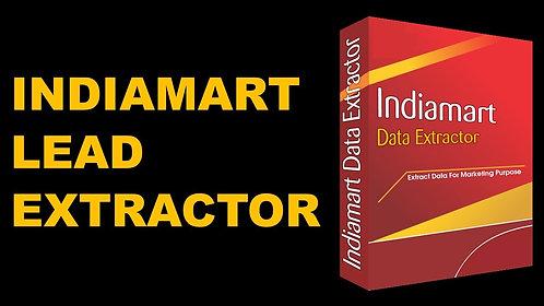 Indiamart Lead Extractor