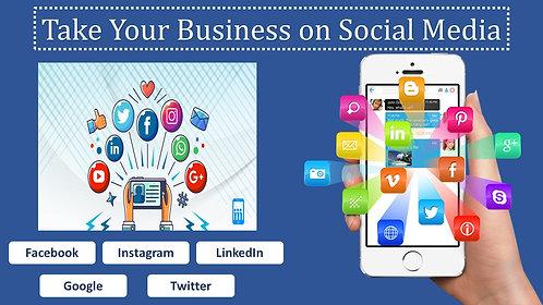 Business listing on Internet