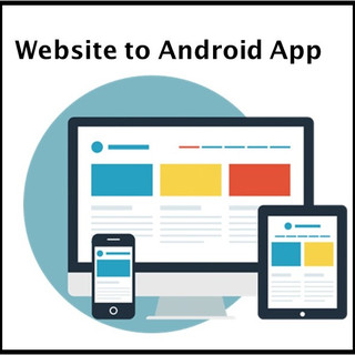 Website to Android App