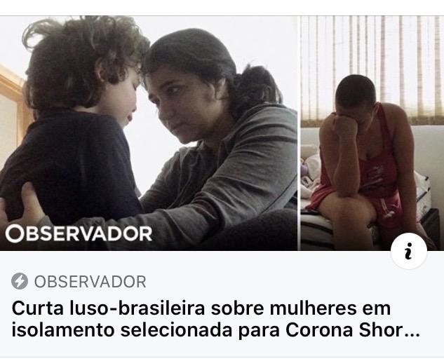 Matéria no Observador (Portugal)