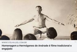 """Folha SP fala do longa """"Hermógenes"""""""