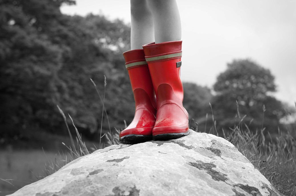 Red Gumboots