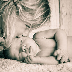 Sister and Baby