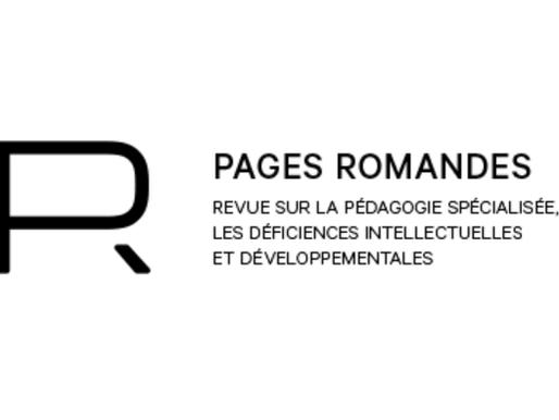Prochain numéro de Pages romandes