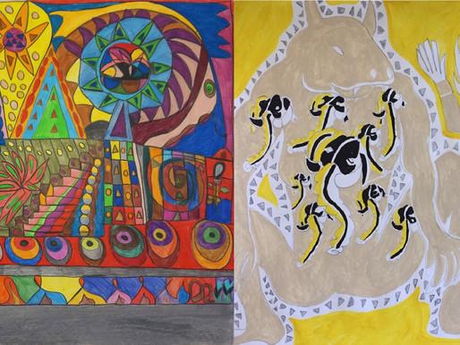 Bienvenue aux nouveaux artistes Mir'arts