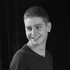 Guillaume Brassier, trésorier et membre de la trope Le Petit Théâtre Qui Fait Du Bien