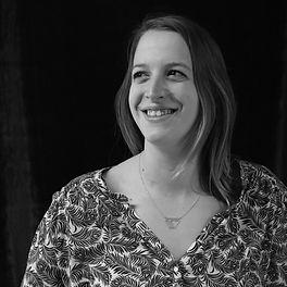 Claire Teullie, vice-présidente et membre de la trope Le Petit Théâtre Qui Fait Du Bien