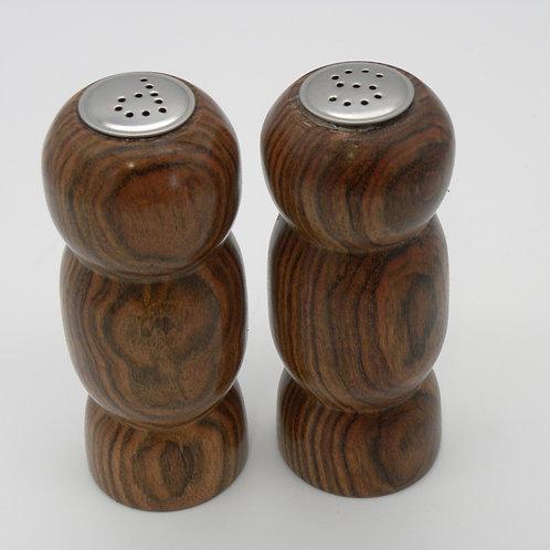 Chechen Salt & Pepper Shakers
