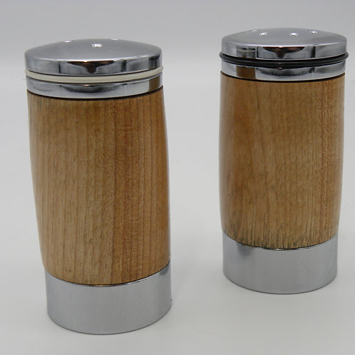 Birch Salt & Pepper Shakers
