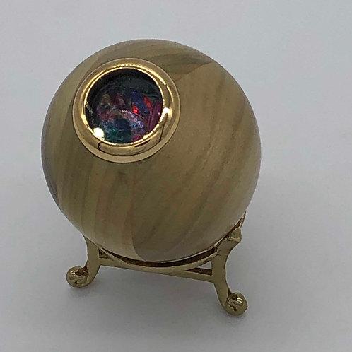 Poplar Kaleidoscope Egg