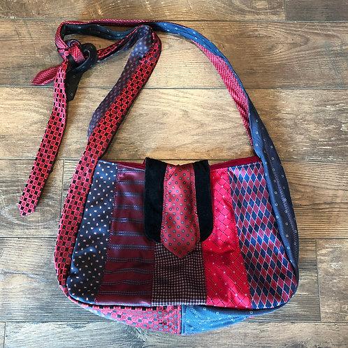 Tie Bag w/ Front Flap