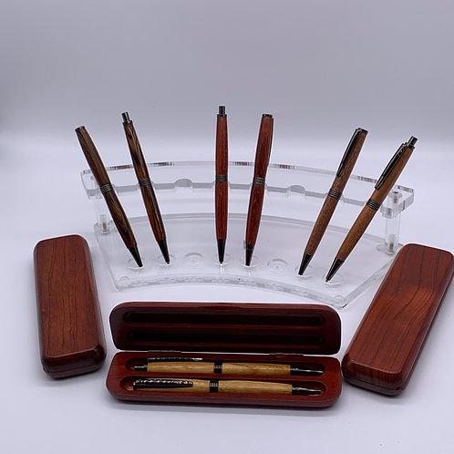 Pen & Pencil Rosewood Gift Set