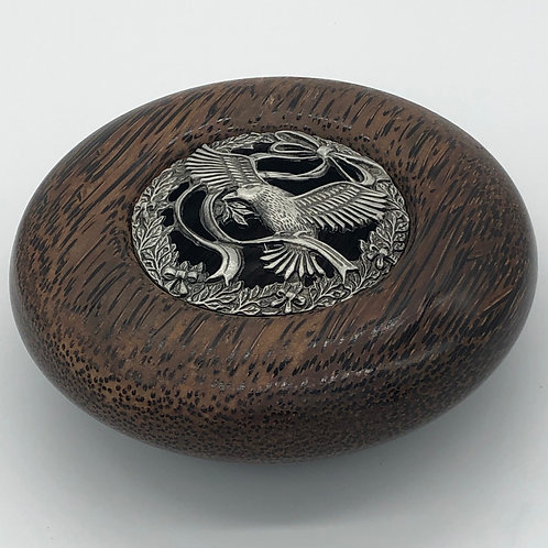 Black Palm Box