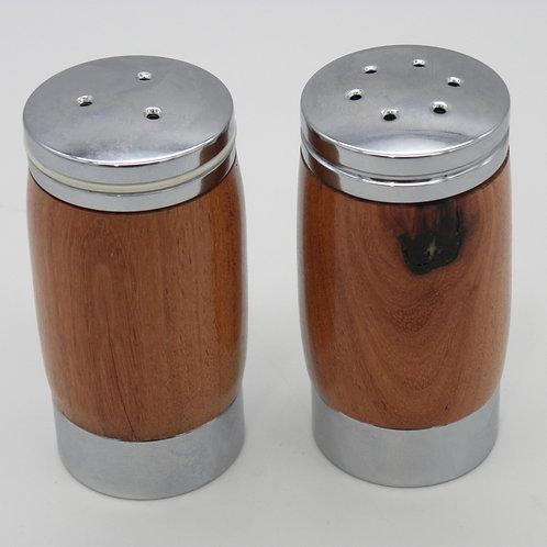 Sirari Rosewood Salt & Pepper Shakers