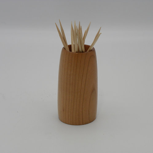 Cherry Toothpick Holder