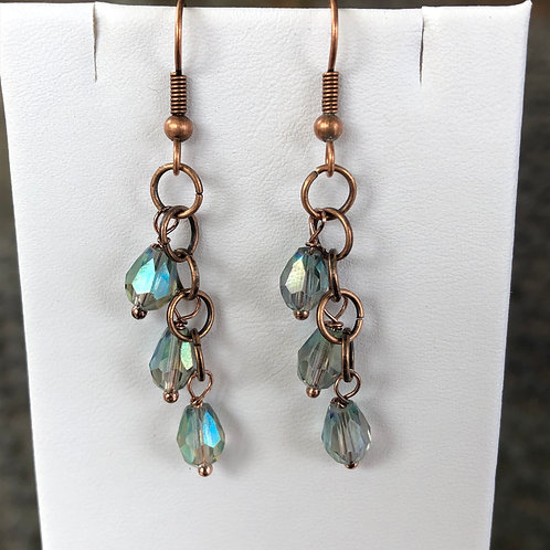 Mermaid Chain Earrings