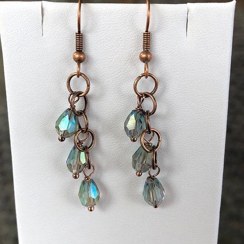 Mermaid Chain Earrings