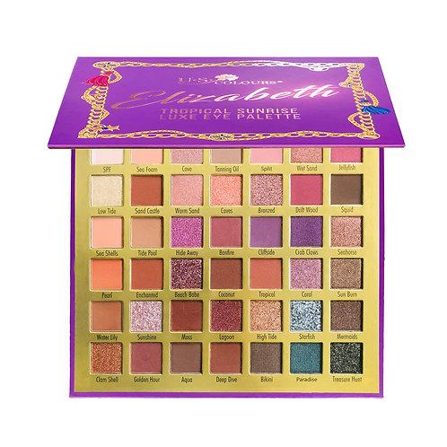 ELIZABETH 42 color Eyeshadow Palette