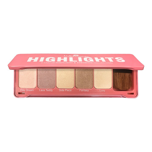 Highlighter & Bronzer - 2Colors