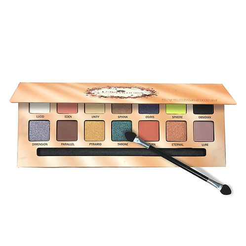 Monica 14 color Eyeshadow Palette
