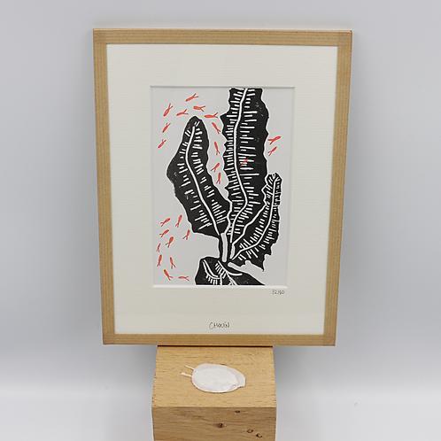 Linogravure - petit format