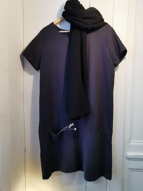 Robe lin Maathaï T3