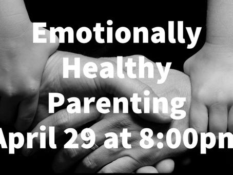 Parenting support + encouragement