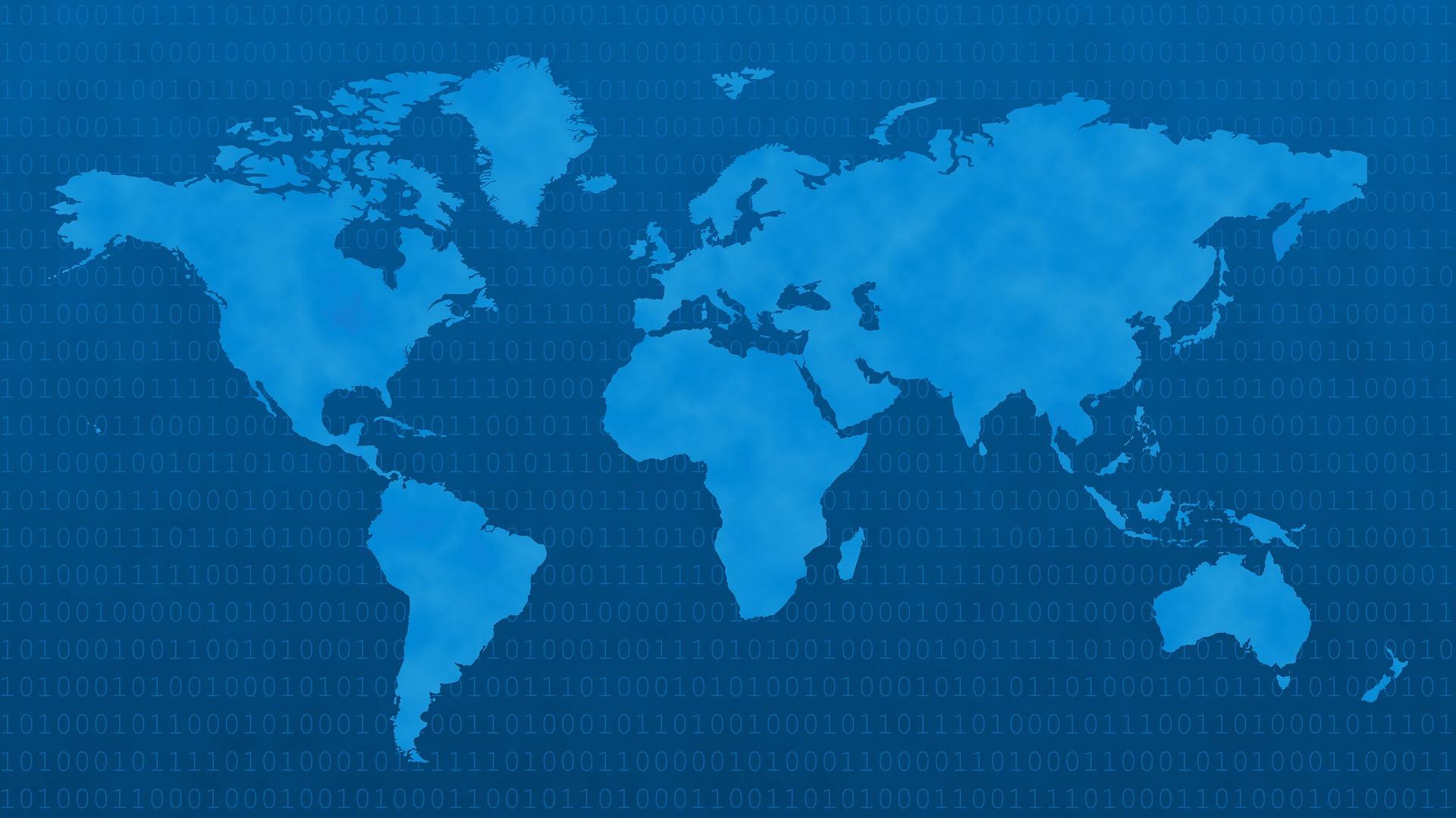 we operate globally