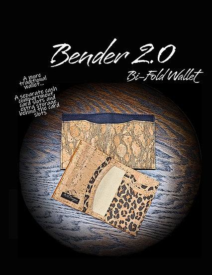 Bender 2.0 Bi-Fold Wallet