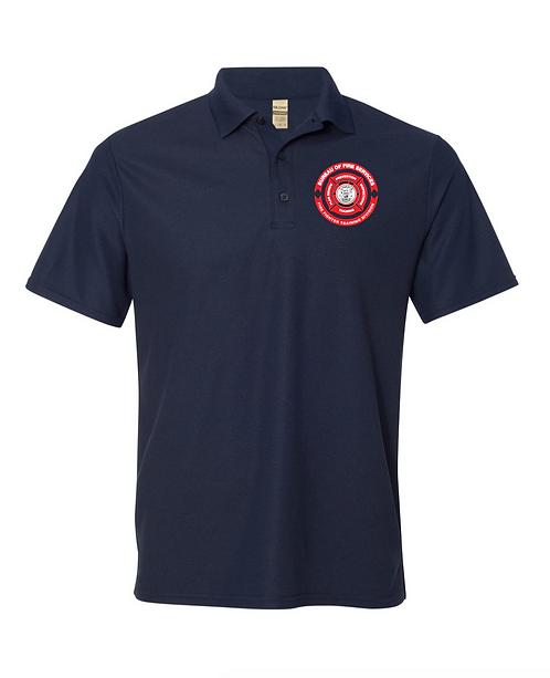 Double Piqué Sport Polo Shirt