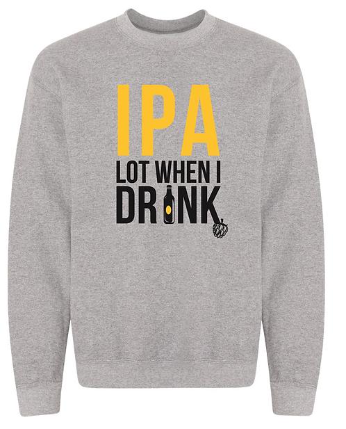 IPA Drink Crewneck