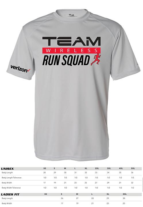 Run Squad Short Sleeve
