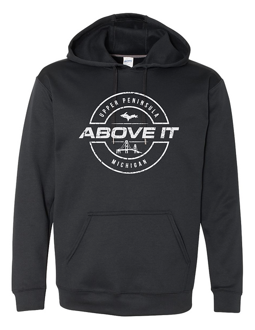 Above It Performance Sweatshirt