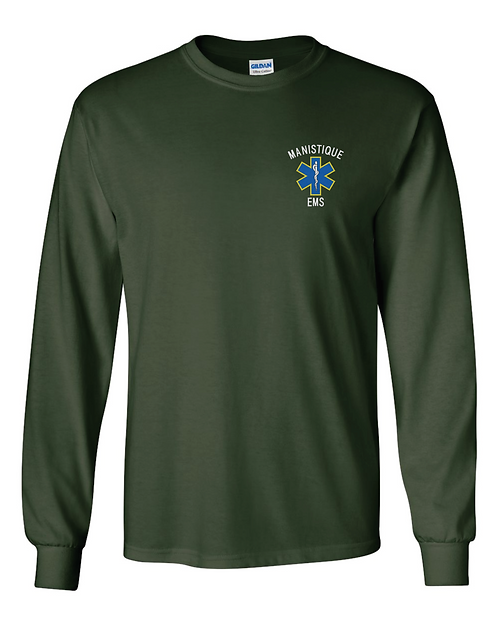 Forest Ultra Cotton Long Sleeve