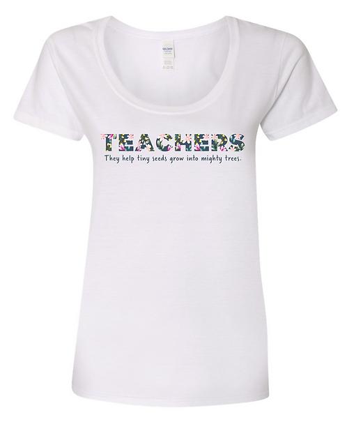 Teachers Grow Mighty Trees