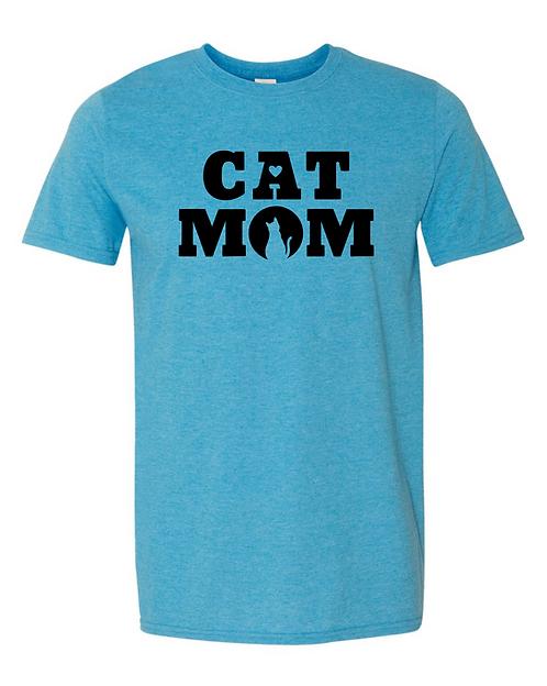 Cat Mom Tee