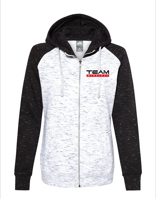 Women's Fleece Full-Zip Sweatshirt