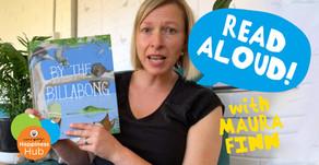 'By The Billabong' - Kids' Book Read Aloud With Maura Finn